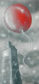 Red Balloon in London