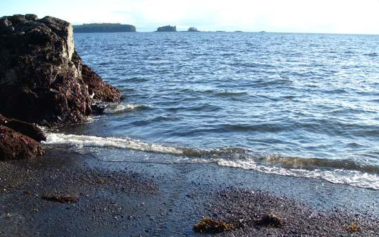 South Point Higgins beach islands