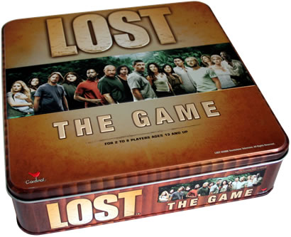Lost, the game
