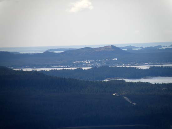 Metlakatla as seen from Deer Mountain viewpoint, May 13 2008.