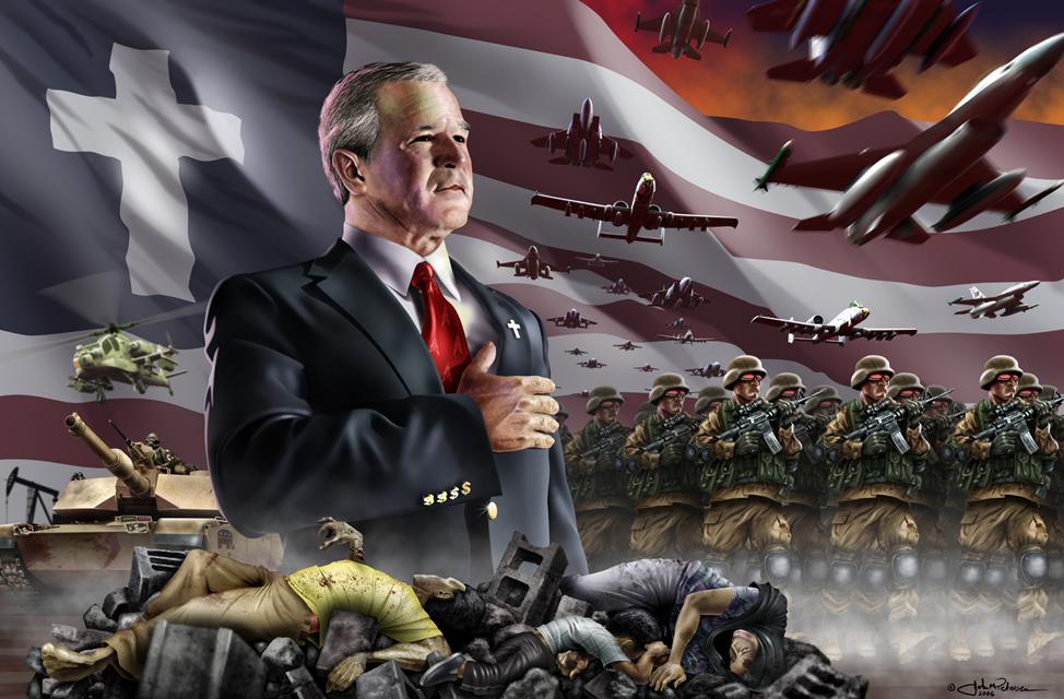 Master Marf: Anti-American?
