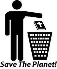 Throw away religion!