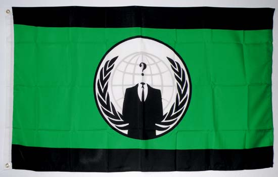 Marf's Flag of Anonymous