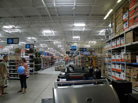 WalMart Supercenter.