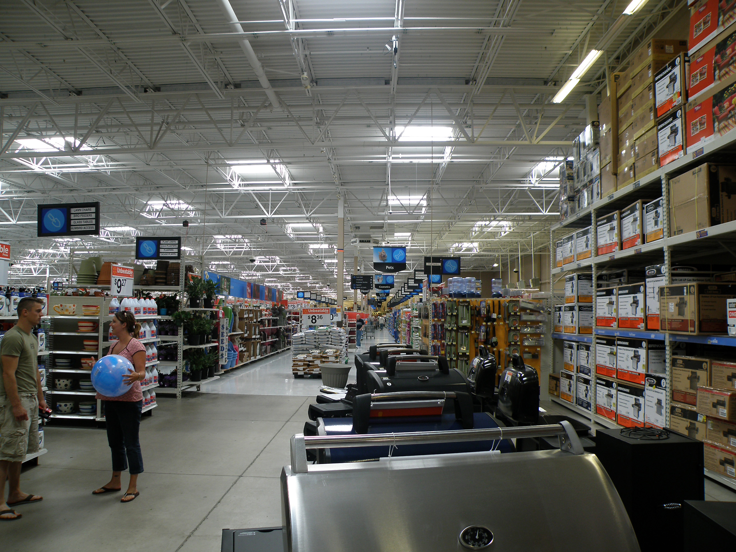 Walmart Supercenter Inside | www.imgkid.com - The Image ...
