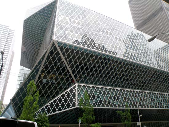 Seattle Public Library.