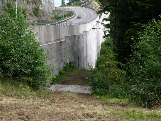 3rd Ave Bypass in Ketchikan, Alaska