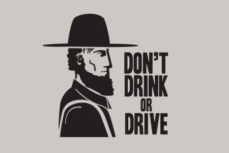 Don't drink OR drive.
