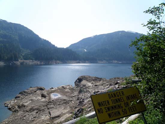 Upper Silvis Lake.