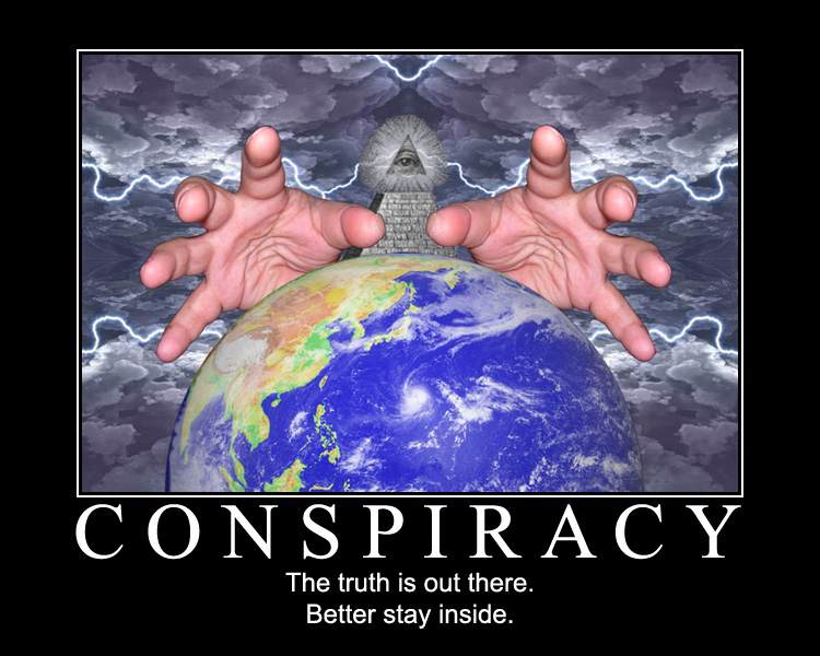 consperacy thery