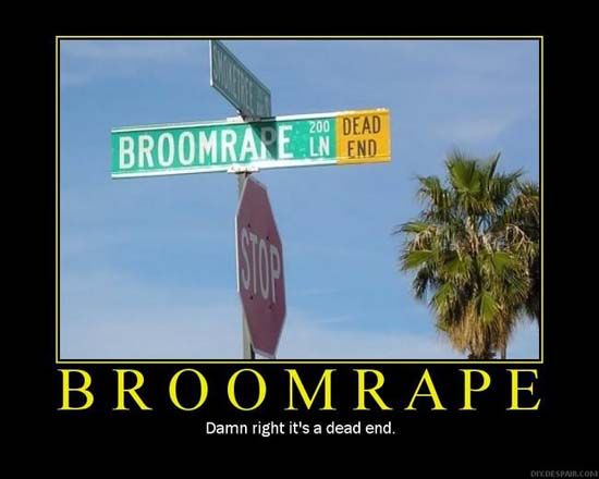 Broomrape / Damn right it's a dead end.