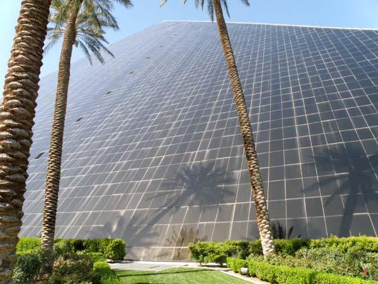 Luxor pyramid