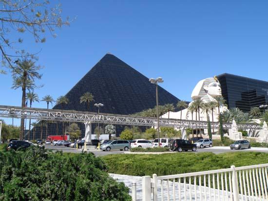 Luxor in Las Vegas