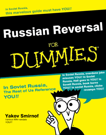Russian Reversal For Dummies