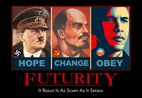 Futurity / It really is as scary as it seems!