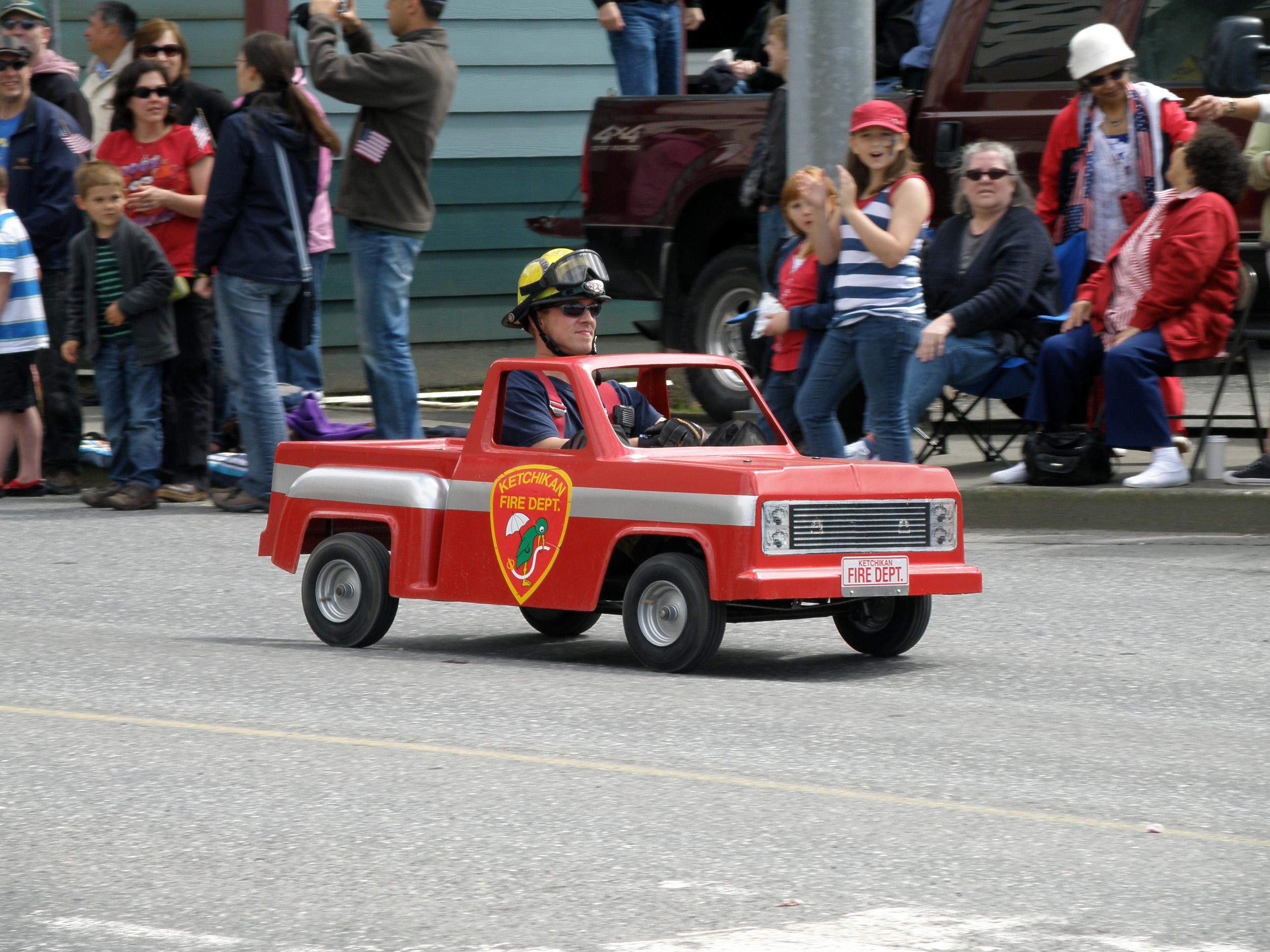 Tiny Trucks Master Marf July 2010