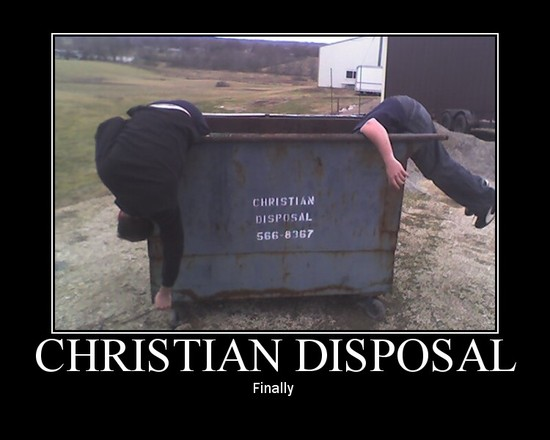 Christian Disposal / Finally