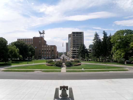 Capitol Blvd in Boise