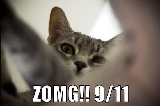 ZOMG!! 9/11