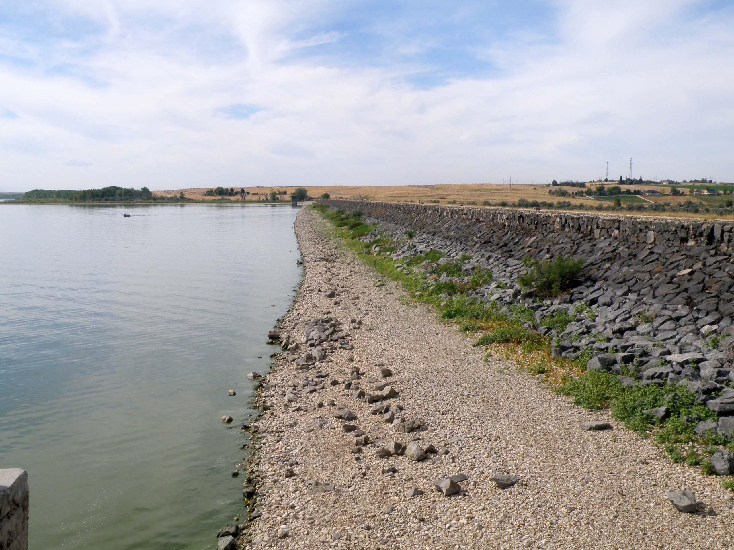 Deer-Flat Upper Dam