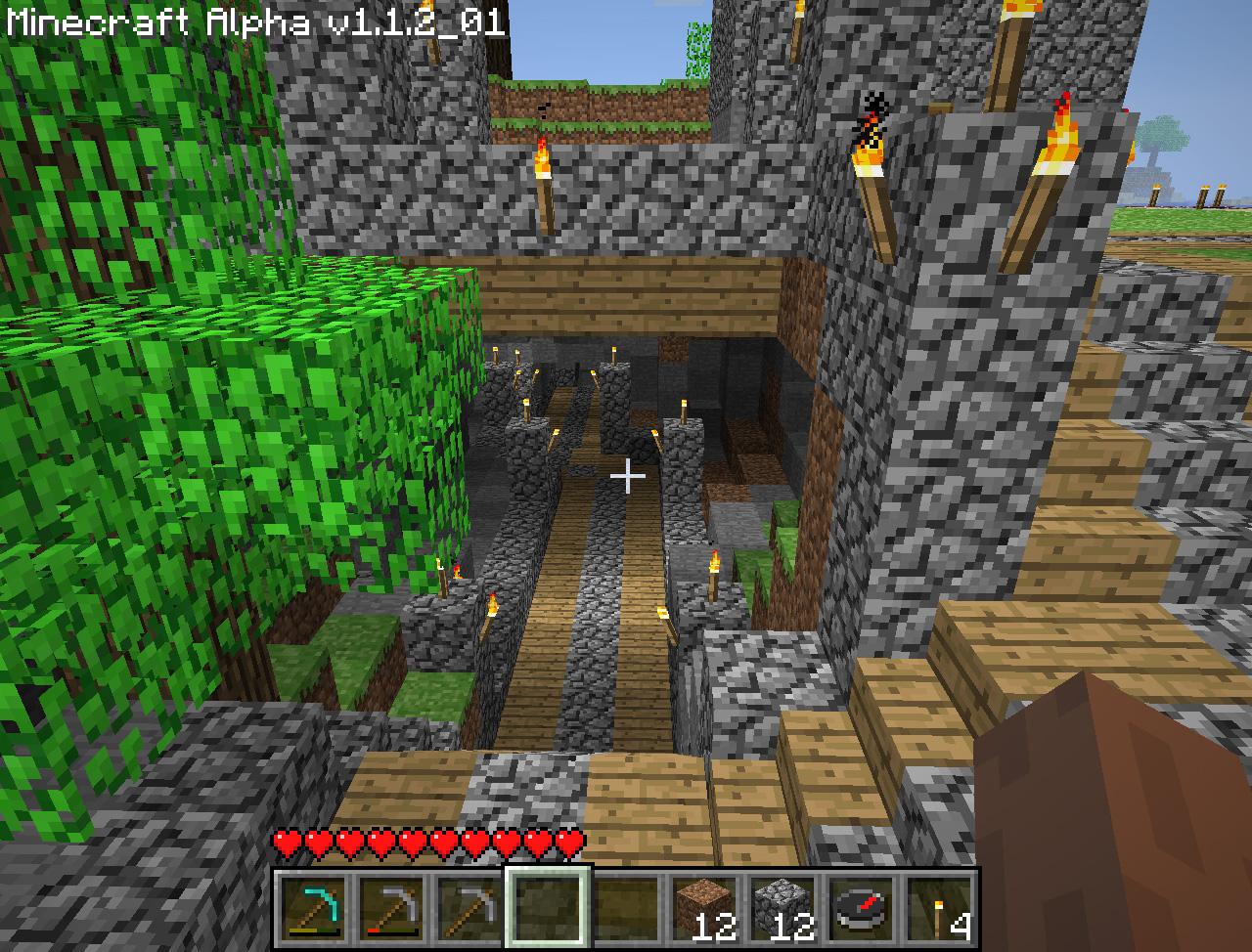 Master Marf Minecraft Screenshots
