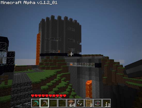 Marf's Minecraft Tower