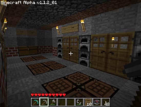 Minecraft foundry
